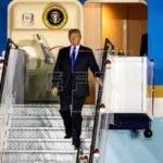 El presidente de Estados Unidos, Donald Trump. EFE.