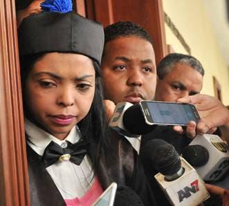 Yeni Berenice Reynoso anunció que no participará en el concurso convocado por el Consejo Superior del Ministerio Público.