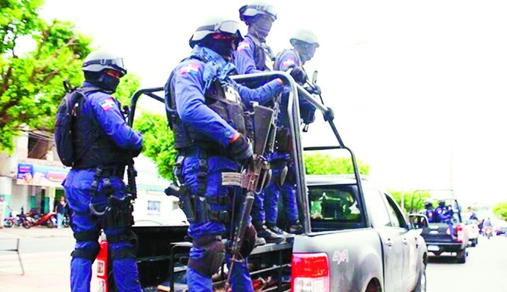 Nuevo plan preventivo contra delincuencia común fue basado en el mapeo delictivo que realiza la Policía.  Archivo