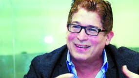 Iván Ruiz, al ser entrevistado en Coloquios de EL DÍA, habló sobre su vida y el futuro y los retos que enfrenta la televisión dominicana.  Elieser Tapia