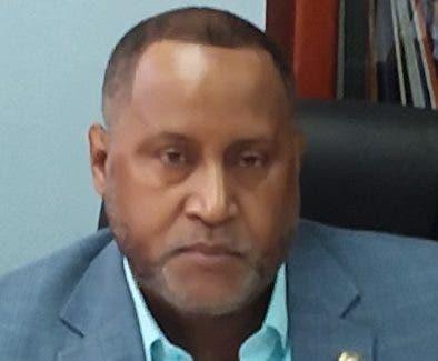 Jacobo Ramos, presidente de la  CNTD. ismairy Ciriaco