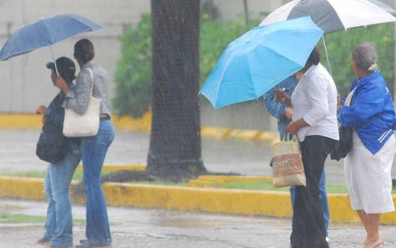 Lluvias provocarán tormentas eléctricas y ráfagas de viento. Archivo