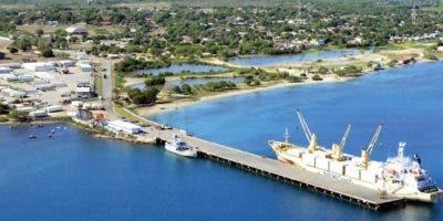 La megaobra estaría ubicada en la bahía de Manzanillo, provincia  Montecristi.