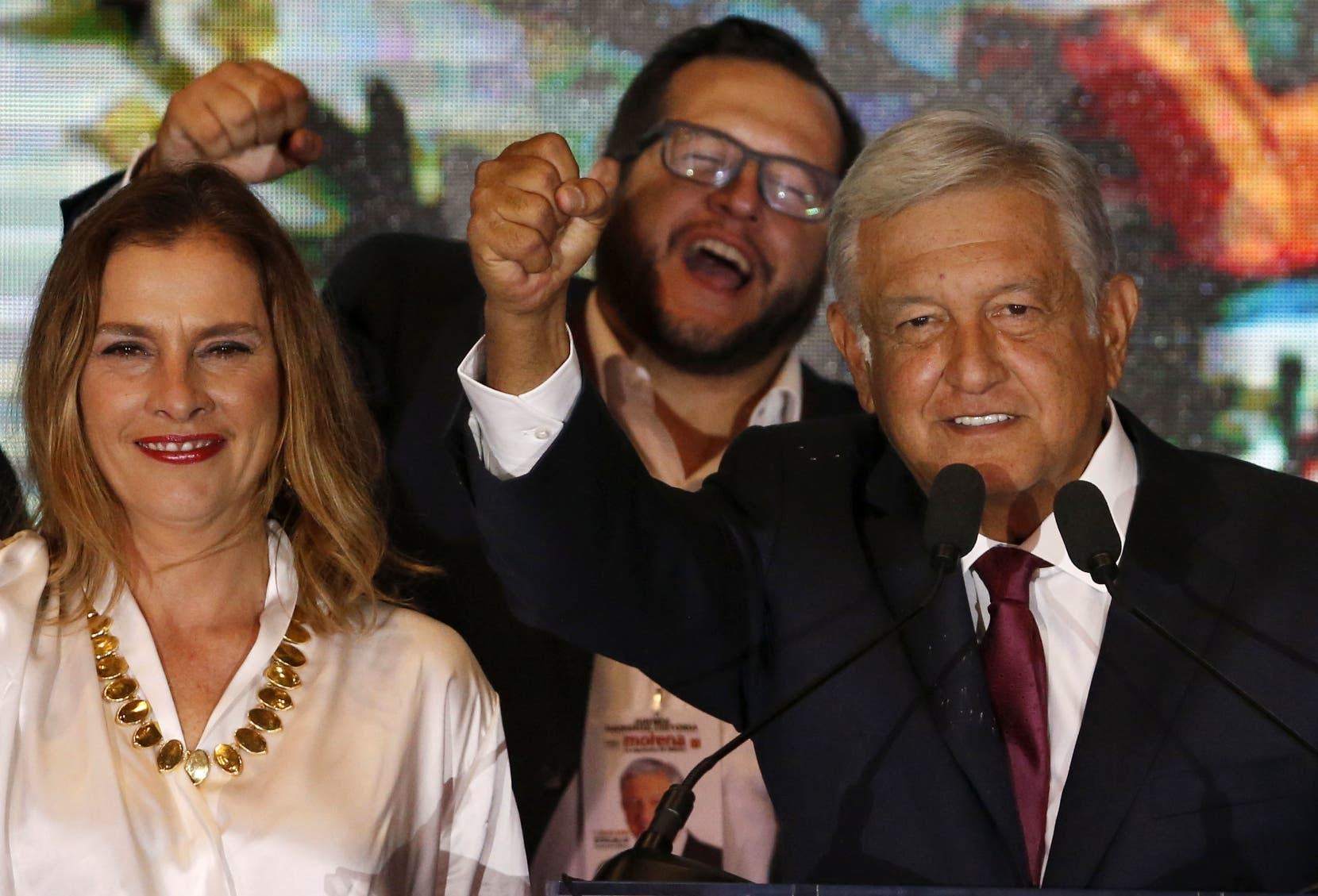 El presidente electo Andrés López Obrador prometió combatir la pobreza que afecta a cerca de 50 millones de personas.