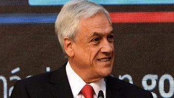 El presidente Sebastián Piñera no cede ante Bolivia.