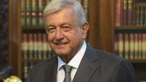 El presidente López Obrador  asume en diciembre.