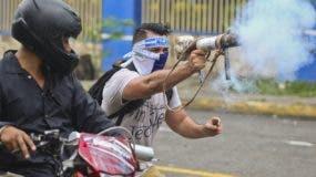 Las protestas en el país   comenzaron el 18 de abril por fallidas reformas de la Seguridad Social.