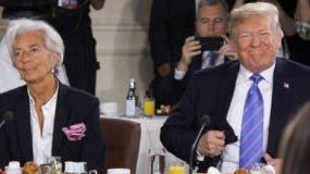 Donal Trump llevó a Estados Unidos a una crisis  comercial.