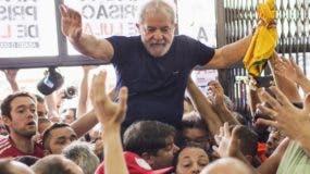 El expresidente Luiz Inácio Lula da Silva