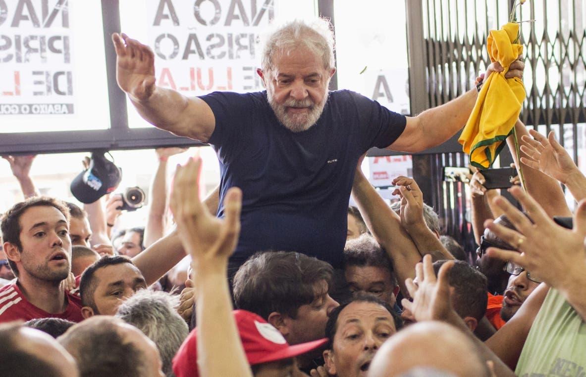 Lula, el resurgir del presidente obrero