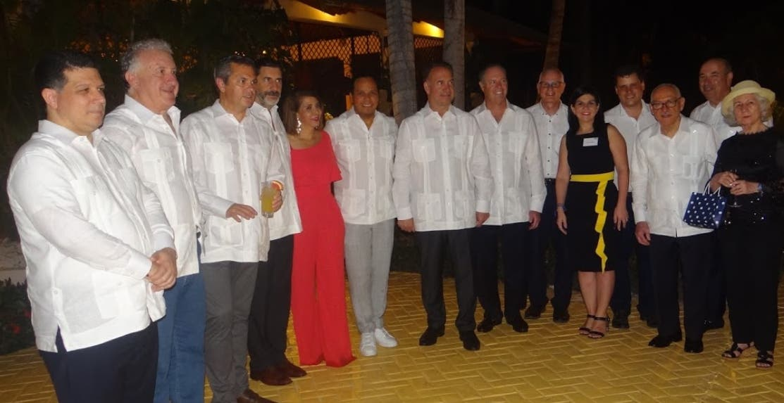 Representantes de los países que forman parte de la UHY Internacional.