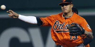 Rumores indican que  Manny Machado irá a los Dodgers. AP