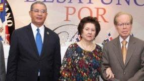 Oscar Padilla, Wilson Gómez, Ana María Alonso, José Luis Corripio   y Ana Corripio.