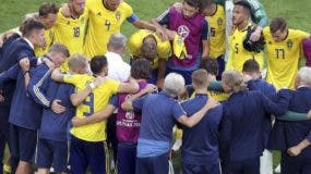 La selección inglesa ha sido una de las más sólidas en Rusia. aP