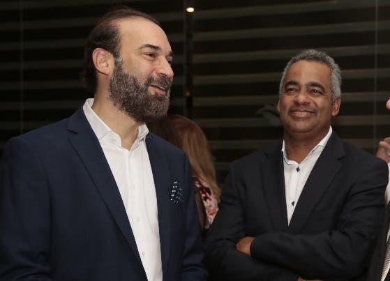 Omar Cepeda y Joel Santos.
