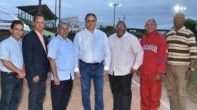 Rafael Santos, Miguel Minaya, Manuel Ortiz Tejada, Raúl Rizik, Ricardo Rosario, Ramón Estévez y Marino Guzmán.