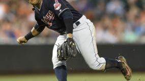 El dominicano, José Ramírez, está en su mejor campaña de Grandes Ligas .  AP