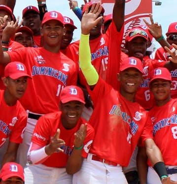 República Dominicana, campeona en clásico de béisbol de pequeñas ligas