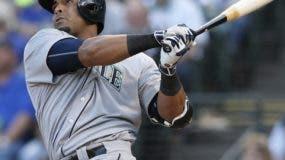 El slugger dominicano Nelson Cruz está en otra gran temporada en béisbol Grandes Ligas.  AP