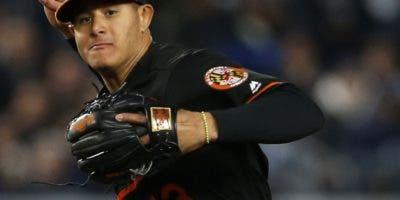 Manny Machado está a punto de firmar un gran contrato.AP