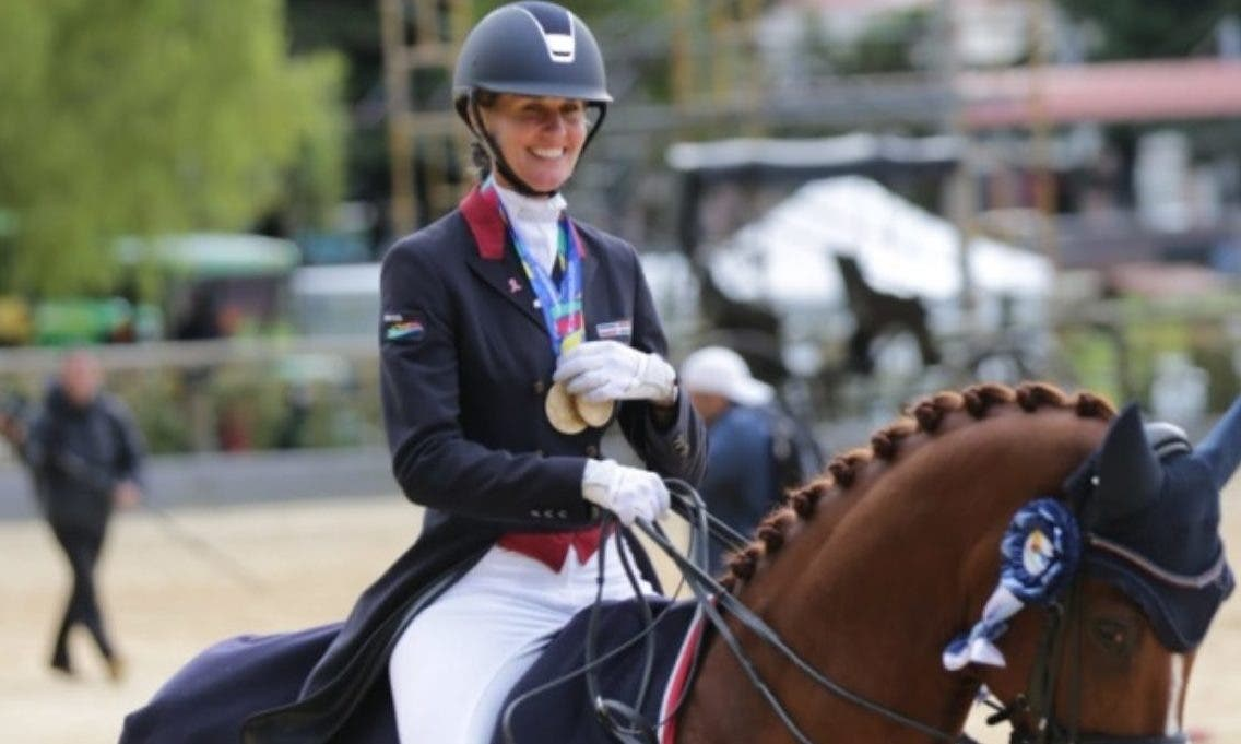 Yvonne Losos le da dos medallas de oro a República Dominicana Juegos Barranquilla