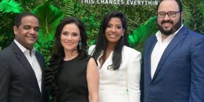 Ricardo Mercado, Liliana Cabeza, Adelaida Adames y Andrés Espinal.