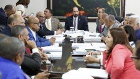 Los miembros de la comisión especial  de diputados que estudia el proyecto de ley se reunirá   el   jueves.    Archivo