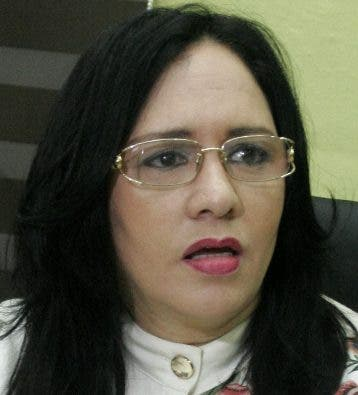 Nathali María, directora del Conape.  ARCHIVO
