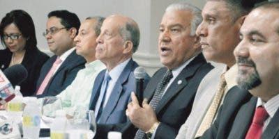 Actualmente el Bloque Opositor consta de nueve miembros.