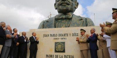 Ayer se conmemoró el 145 aniversario de la muerte de Duarte.