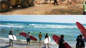 advierten-sobre-graves-danos-al-turismo-en-cabarete-con-cierre-arbitrario-de-acceso-publico-a-playa-el-encuentro