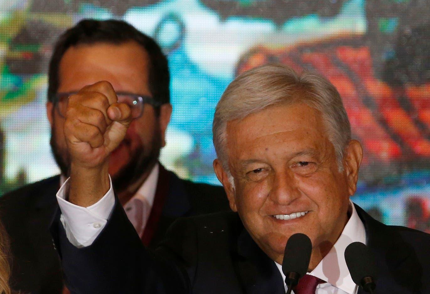 De acuerdo con datos oficiales del Instituto Nacional Electoral (INE) con un avance de 57 % en el conteo de votos, Morena ganó los gobiernos de Ciudad de México, del suroriental estado de Chiapas, del céntrico Morelos, el suroriental Tabasco y el oriental Veracruz.