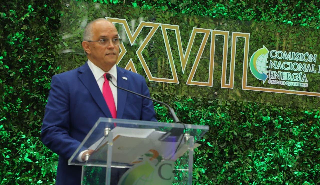 Angel Canó, director ejecutivo de la Comisión Nacional de Energía