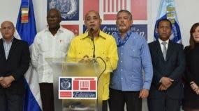 Los resultados de la evaluación fueron dados a conocer en el Ministerio de Educación con la presencia de la Asociación Dominicana de Profesores.