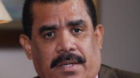 Adriano Sánchez Roa, senador del PLD.