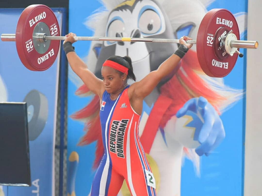 Carolanni Reyes y Beatriz Pirón ganan dos medallas de plata y una de bronce para RD