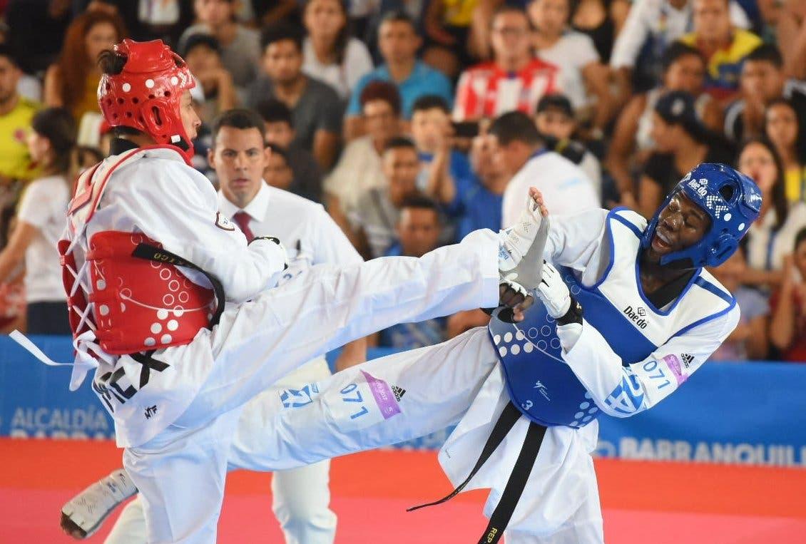 Luisito Pie conquista medalla de plata para RD; Ruddy Mateo logra bronce en taekwondo