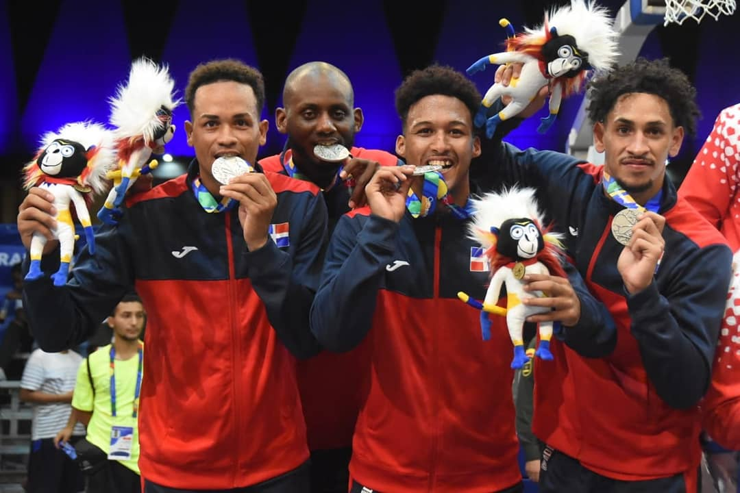 Juegos Centroamericanos: equipo masculino baloncesto 3×3 logra medalla de plata