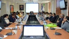 Reunión del Consejo Nacional de Seguridad Social