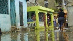 Las lluvias de la tormenta tropical Beryl dejaron viviendas afectadas. Foto: Elieser Tapia.