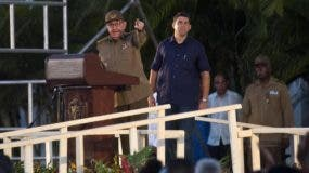 Raul Castro, Guillermo Rodriguez Castro