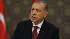 Recep Tayyip Erdogan, presidente de Turquía. AP