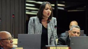 Faride Raful propuso la creación de una comisión especial para investigar los pagos a las empresas de Joao Santana y su esposa Mónica Moura en el período 2013-2016.