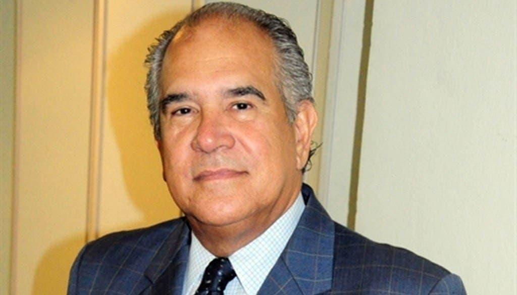 Jesús Feris Iglesias,  secretario nacional de Relaciones Internacionales del PRM.
