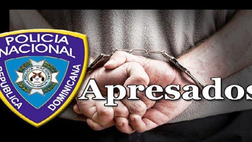 policia-nacional-apresa-3-hombres-en-puerto-plata-por-asaltar-banca-de-loteria-con-pistola-de-juguete-y-portar-armas-de-fuego-ilegales