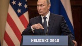 La prensa y los políticos rusos están orgullosos del desempeño de Putin en Helsinki.
