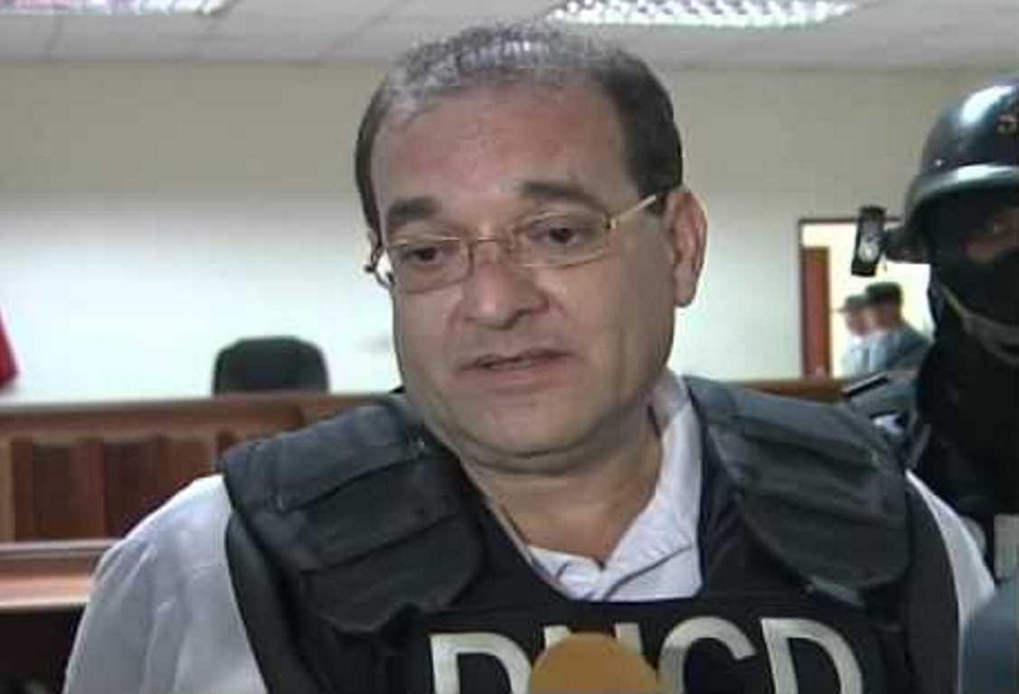 Winston Rizik Rodríguez (el Gallero)aRCHIVO
