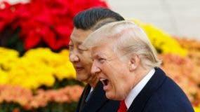 """China acusó a Estados Unidos de lanzar """"la mayor guerra comercial""""."""
