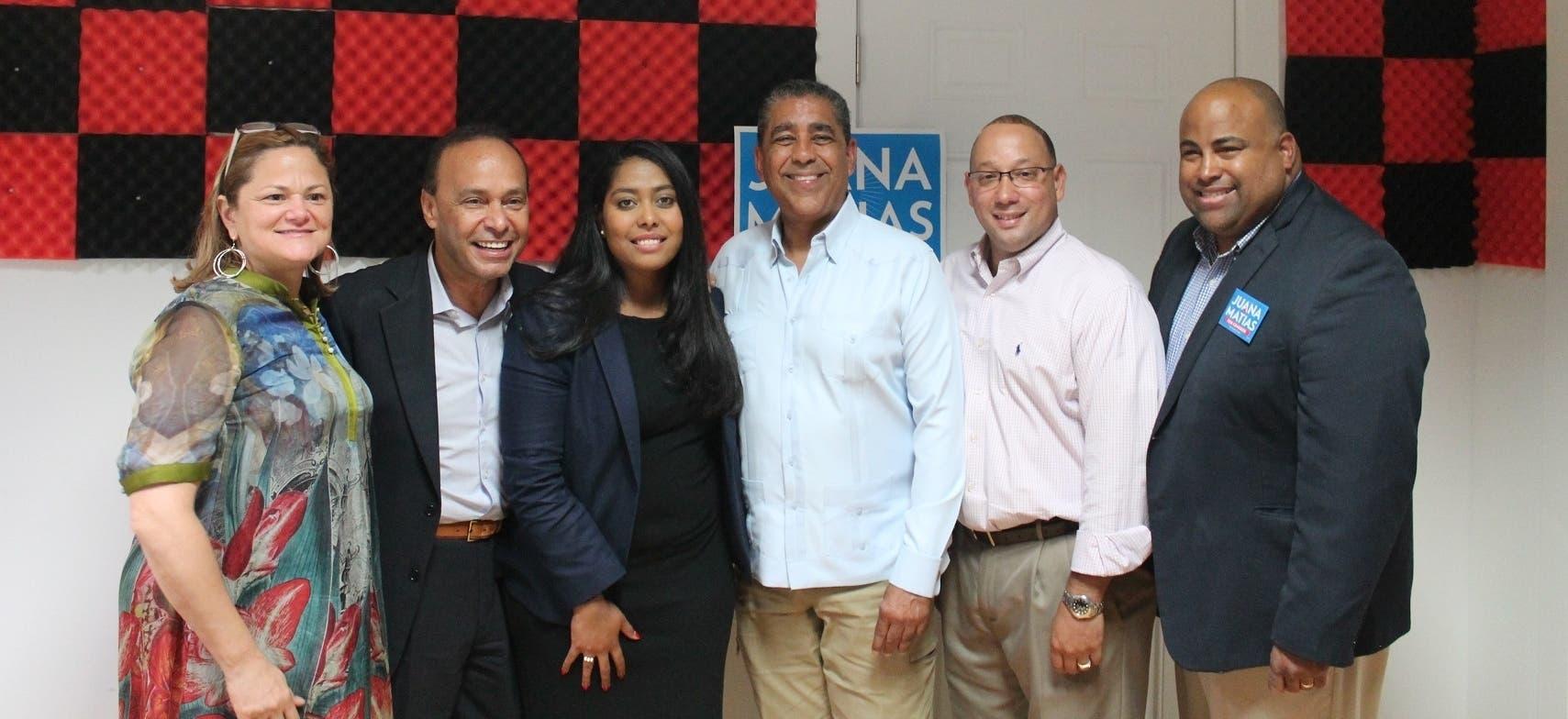 Congresistas apoyan abogada de origen dominicano aspira a curul en Congreso EE.UU.