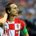 El croata Luka Modric ganó el Balón de Oro.